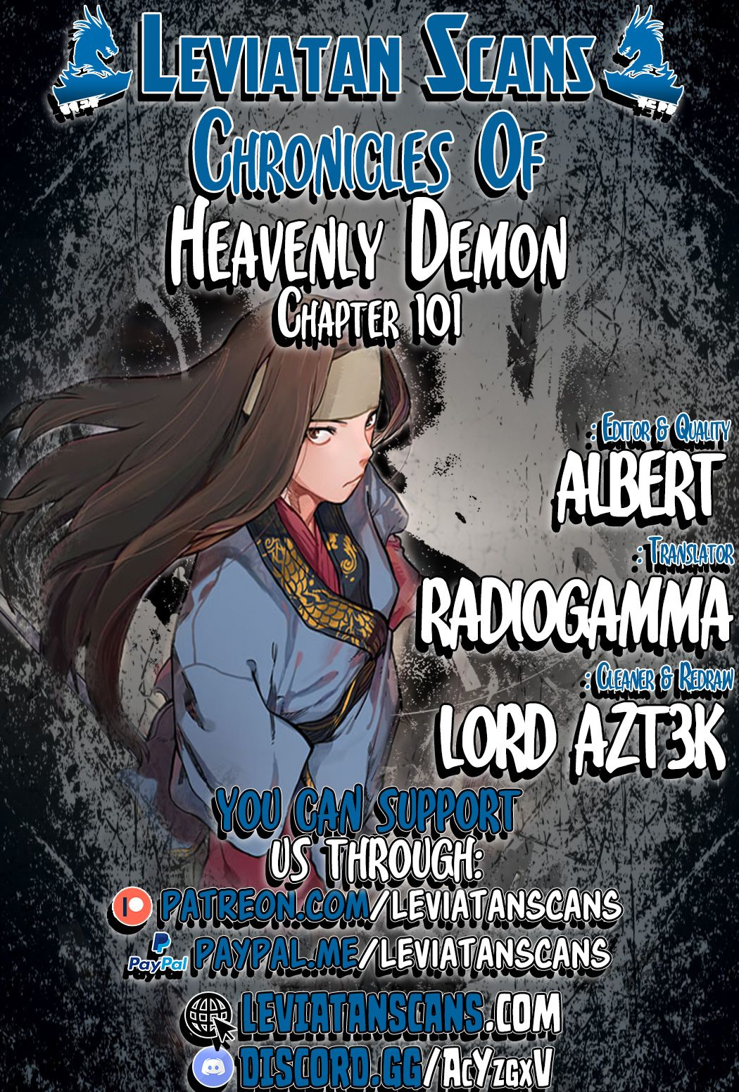 Chronicles of Heavenly Demon Chapter 101