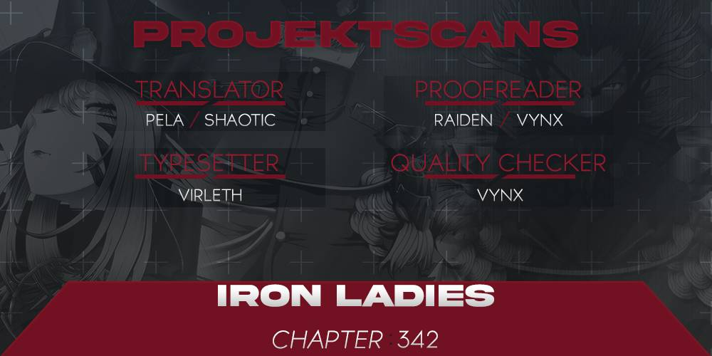 Iron Ladies Chapter 342