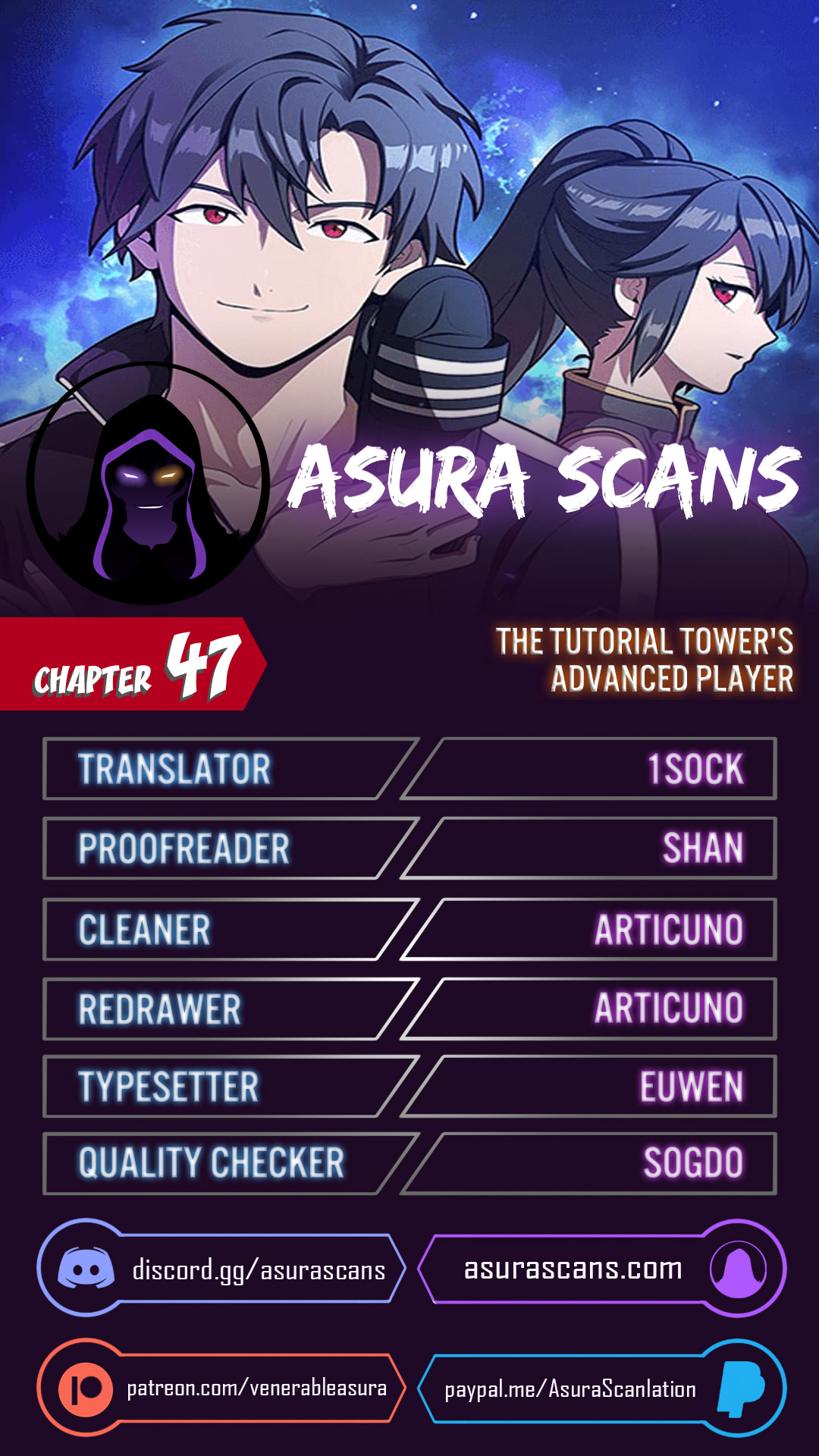 The Tutorial Tower's Advanced Player ch.47